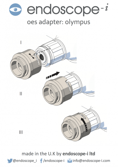 OES adapter fitting instructions